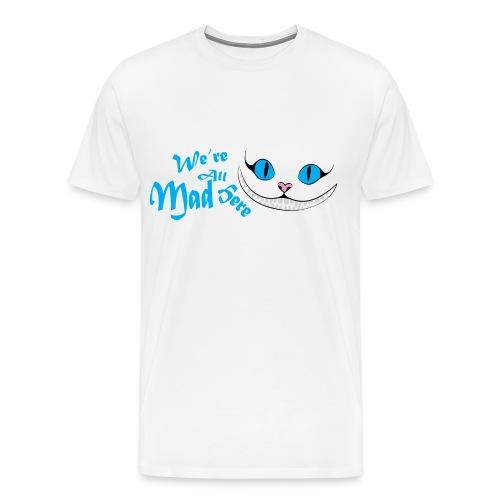 Men's Premium Shirt Mad - Men's Premium T-Shirt