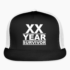 XX year survivor Caps
