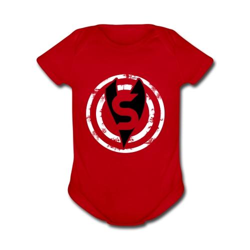 Onsie - Short Sleeve Baby Bodysuit