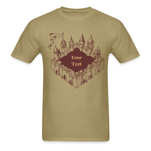 Magical Castle - Men's T-Shirt