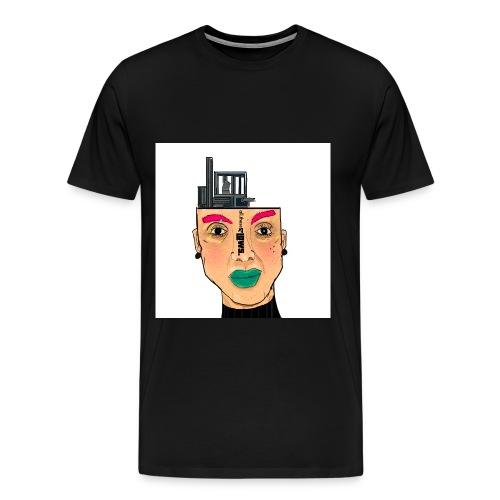 Aluminum Mind Tee - Men's Premium T-Shirt