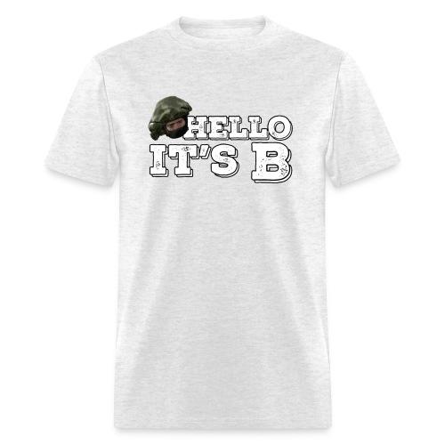 HELLO, IT'S BE T-SHIRT CS:GO MEN - Men's T-Shirt