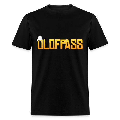 OLOFPASS CS:GO T-SHIRT MEN - Men's T-Shirt