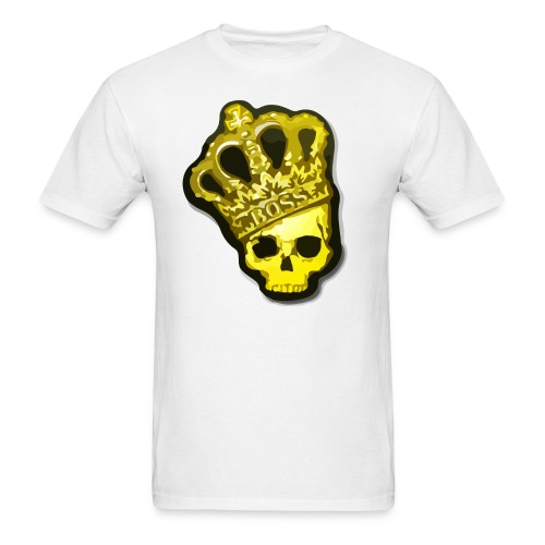 CROWN STICKER CS:GO T-SHIRT MEN - Men's T-Shirt