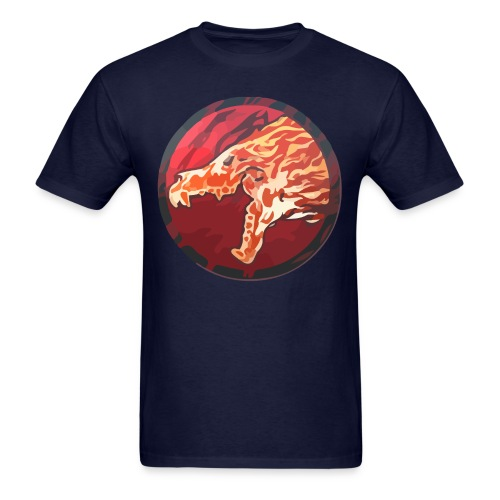 HOWLING DAWN STICKER CS:GO T-SHIRT MEN - Men's T-Shirt