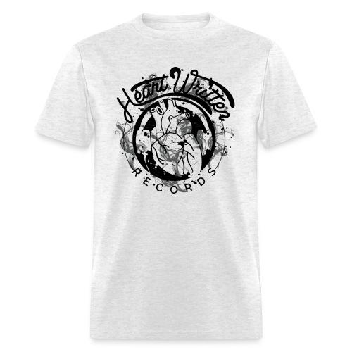 HeartWritten Records T-Shirt - Men's T-Shirt