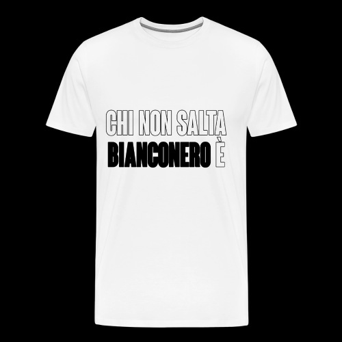 Anti-Juve T-Shirt - Men's Premium T-Shirt