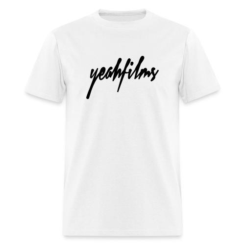 yeahfilms classic invert - Men's T-Shirt