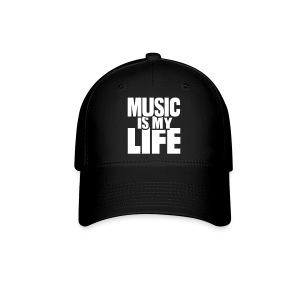 Makaih Beats Music is Life Cap - Baseball Cap