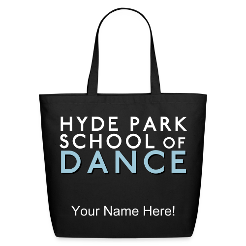 Customized Dance Bags, Ethically Made - Eco-Friendly Cotton Tote