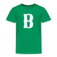 Baby & Toddler Shirts ~ Toddler Premium T-Shirt ~ Boston Pint o' B