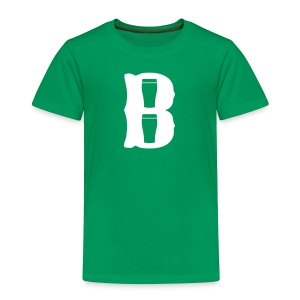 Boston Pint o' B - Toddler Premium T-Shirt