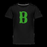 Baby & Toddler Shirts ~ Toddler Premium T-Shirt ~ Boston Pint o' B