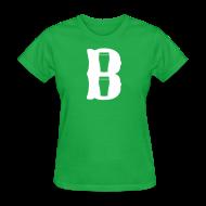 Women's T-Shirts ~ Women's T-Shirt ~ Boston Pint o' B