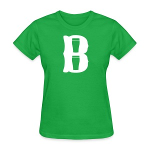Boston Pint o' B - Women's T-Shirt
