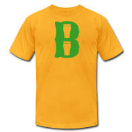 T-Shirts ~ Men's T-Shirt by American Apparel ~ Boston Pint o' B