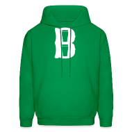 Hoodies ~ Men's Hoodie ~ Boston Pint o' B