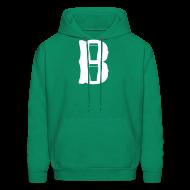 Hoodies ~ Men's Hoodie ~ Boston Pint o' B
