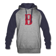 Hoodies ~ Colorblock Hoodie ~ Boston Pint o' B