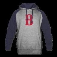 Hoodies ~ Colorblock Hoodie ~ Boston Pint o' B