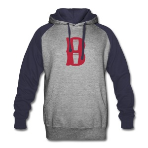 Boston Pint o' B - Colorblock Hoodie