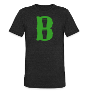 T-Shirts ~ Unisex Tri-Blend T-Shirt ~ Boston Pint o' B