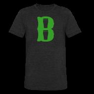 T-Shirts ~ Unisex Tri-Blend T-Shirt ~ Boston Pint o' B