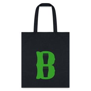 Boston Pint o' B - Tote Bag
