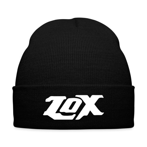 loxforbeanies - Knit Cap with Cuff Print