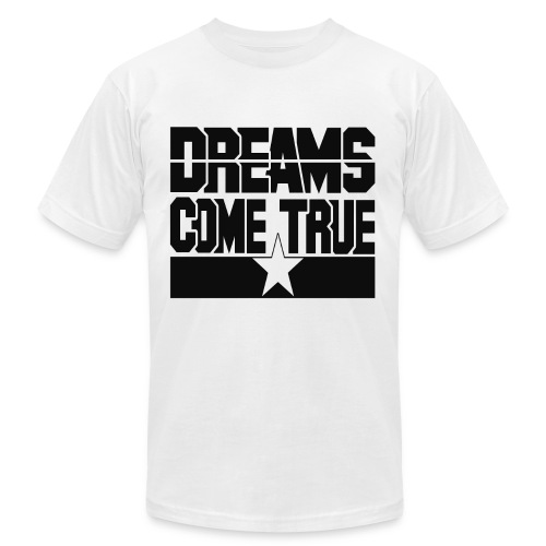Dreams Come True T-Shirts - Men's Fine Jersey T-Shirt