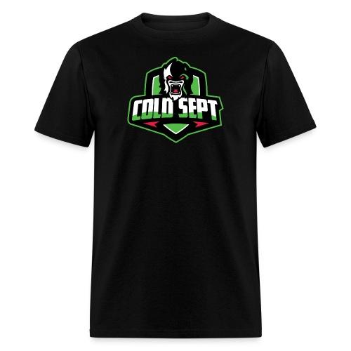Cold Sept logo tee - men's - Men's T-Shirt
