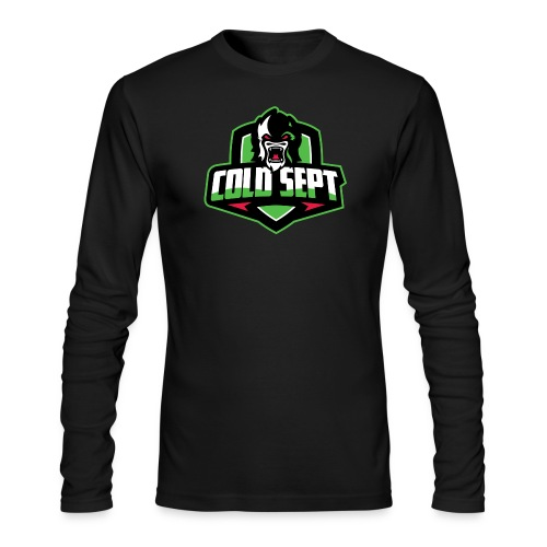 Cold Sept long sleeve tee - men's - Men's Long Sleeve T-Shirt by Next Level