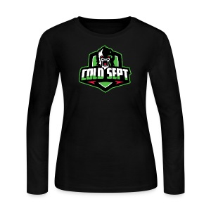 Cold Sept long sleeve tee - women's - Women's Long Sleeve Jersey T-Shirt