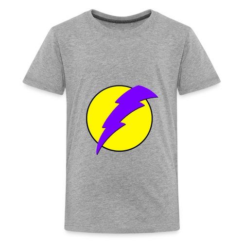 kid's voltage yellow - Kids' Premium T-Shirt