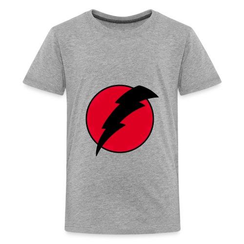 kid's voltage red - Kids' Premium T-Shirt