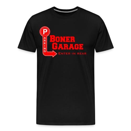 BonerGarage.png T-Shirts - Men's Premium T-Shirt