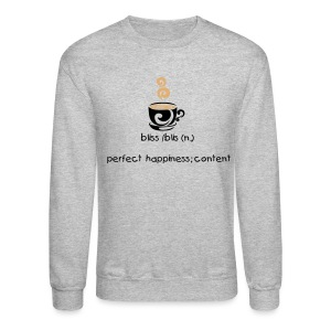 bliss crewneck - Crewneck Sweatshirt