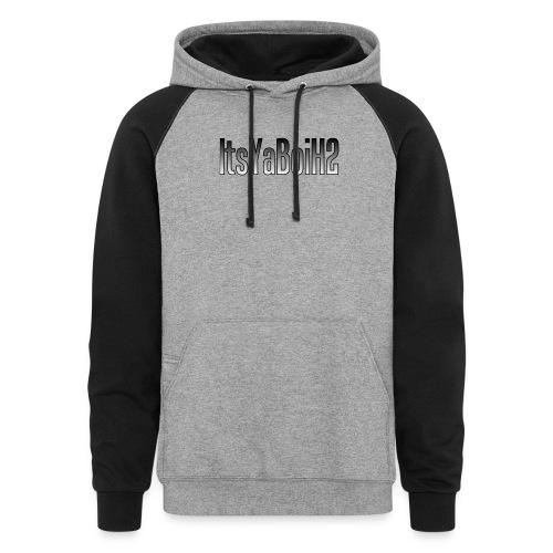 ItsYaBoiH2 Colorblock hoodie - Colorblock Hoodie