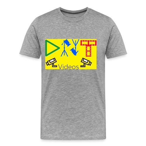 DNT T-Shirt - Men's Premium T-Shirt