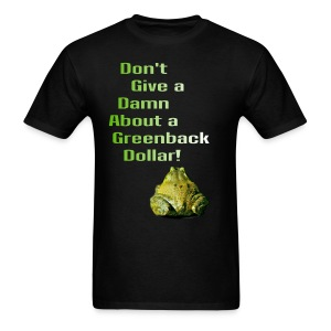 Greenbacks promo shirt - Men's T-Shirt