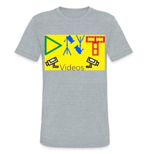 DNT Tri-Blend T-Shirt - Unisex Tri-Blend T-Shirt