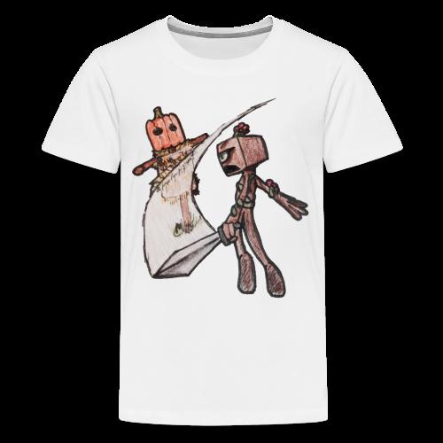Liam Fights Children's Tee - Kids' Premium T-Shirt