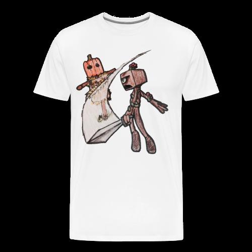 Liam Fights - Men's Premium T-Shirt