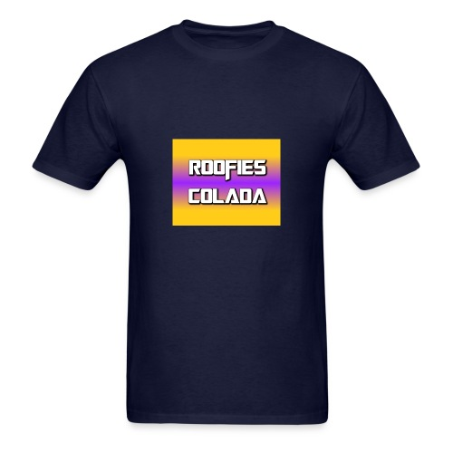 RoofiesColada Logo Shirt - Men's T-Shirt