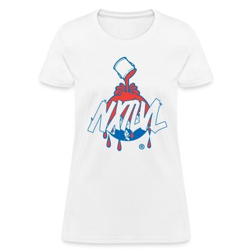 NXT LVL PAINTED SHIRT (WOMENS) - Women's T-Shirt