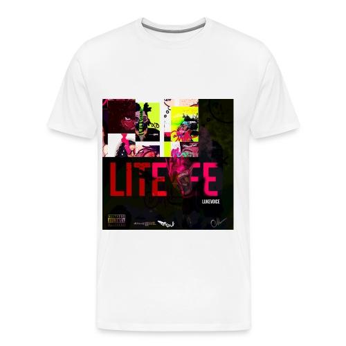 LITELEE COLLAGE TEE - Men's Premium T-Shirt