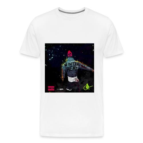 WINTER HEAT TEE - Men's Premium T-Shirt