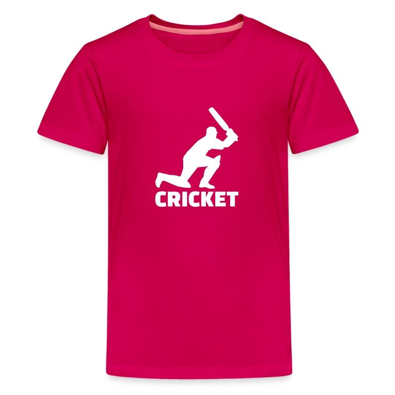 Cricket T Shirt Spreadshirt
