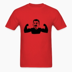 Muscle Stalin T-Shirts