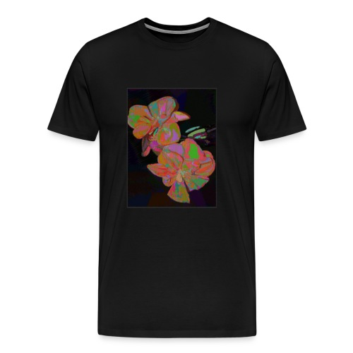 Flower Power - Men  - Men's Premium T-Shirt